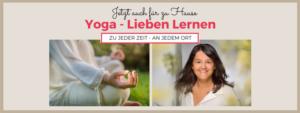 Jahresabo 'Yoga - lieben lernen'(3)